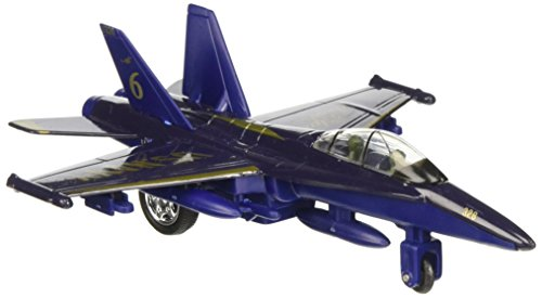 Toysmith F 18 Blue Angel Jet