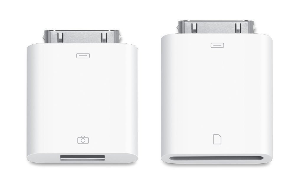 Apple - iPad Camera Connection Kit
