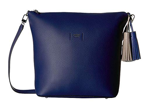 GUESS Women's Trudy Hobo Blue One Size