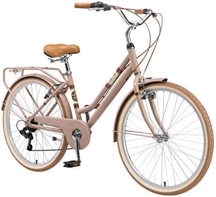 BIKESTAR Bicicleta de Paseo Rueda de 26