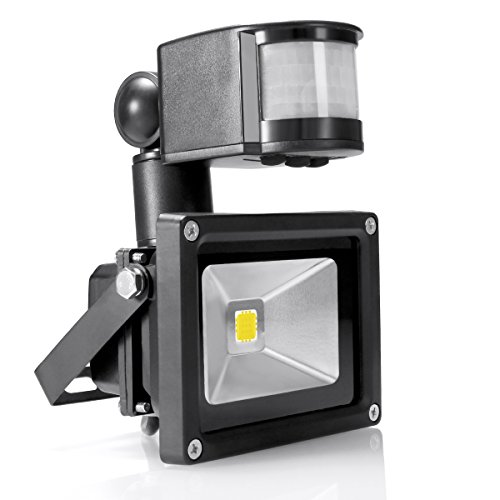 Wall Mount Outdoor Led Flood Light With Motion Sensor - 2
