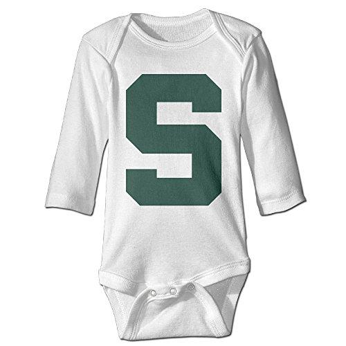 Michigan State Infant Wear - 4