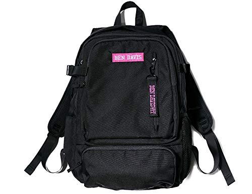 4285b789a31a Amazon.co.jp: BEN DAVIS ベンデイビス リュック リュックサック 通学 通勤 おしゃれ かわいい 大容量 ブランド バッグ  バックパック デイバック 多機能 BDW-9272: ...