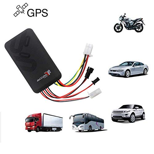 Vehicle Tracker GPS Tracker Real-time Locator GPS/GSM/GPRS/SMS Tracking Cars Antitheft with Mobile...