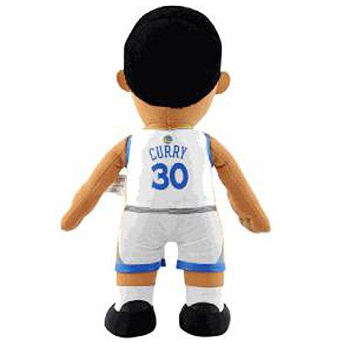 NBA Golden State Warriors Stephen Curry Plush Figure, 10