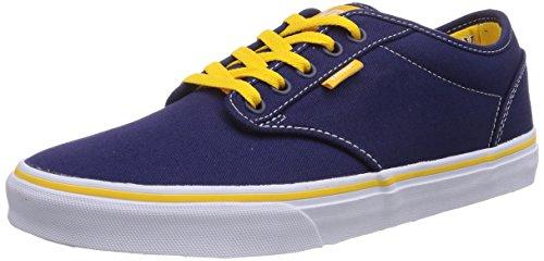 Vans ATWOOD - Zapatillas para hombre Azul (Varsity Blue/Fp7)
