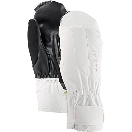 BURTON Women's Profile Undermitt, Stout White, Medium