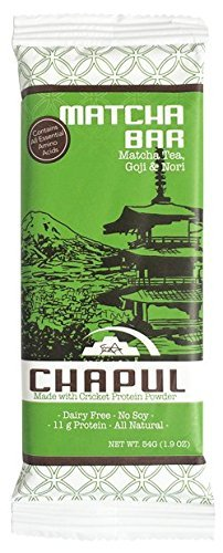 Chapul Cricket Flour Protein Bars product image