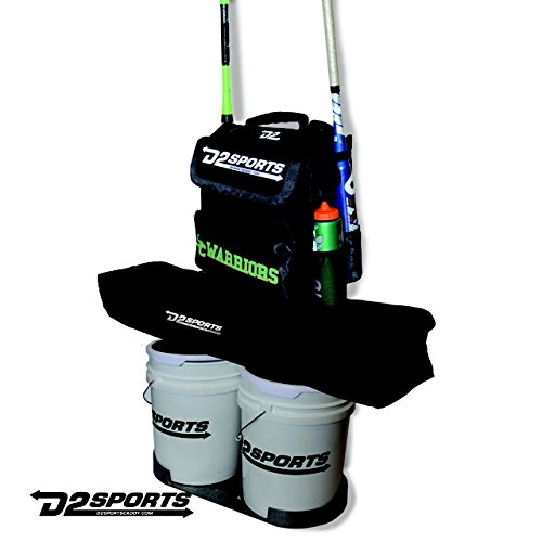 - D2sports collapsible baseball, softball cart