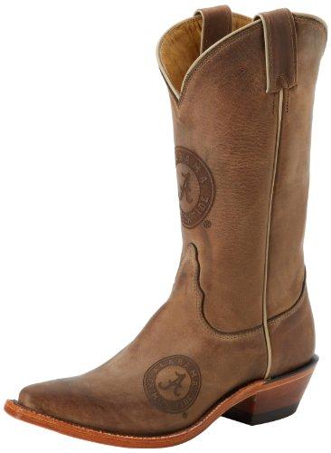 Crimson Tide Nocona Boots Brown Boot Women's Alabama CxpUPzqt