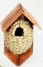Prevue Pet Products BPV1172 Tree Mount Small Bird Nest