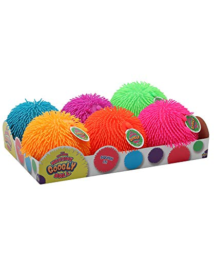 (Googly Massive Balls - Party Pack of 6)