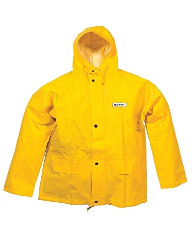 Chaqueta Ocean Impermeable Para Hombre Amarillo POgBqFf