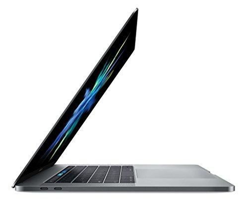 "Apple 15"" MacBook Pro, Retina, Touch Bar, 2.9GHz Intel Core i7 Quad Core, 16GB RAM, 512GB SSD, Space Gray, MPTT2LL/A"