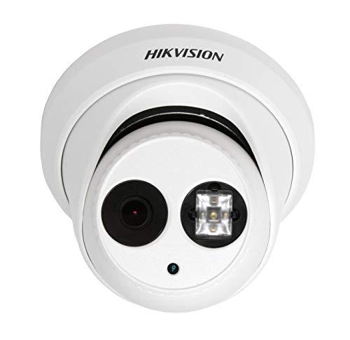 HIKVISION 4 Megapixel EXIR PoE Turret IP Outdoor Surveillance Camera, DS-2CD2342WD-I 2.8mm Lens