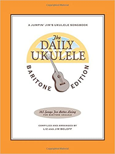 Amazon The Daily Ukulele Baritone Edition Jumpin Jims