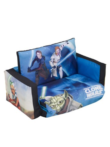 Stars Wars Flip Out Tween Sofa Bed