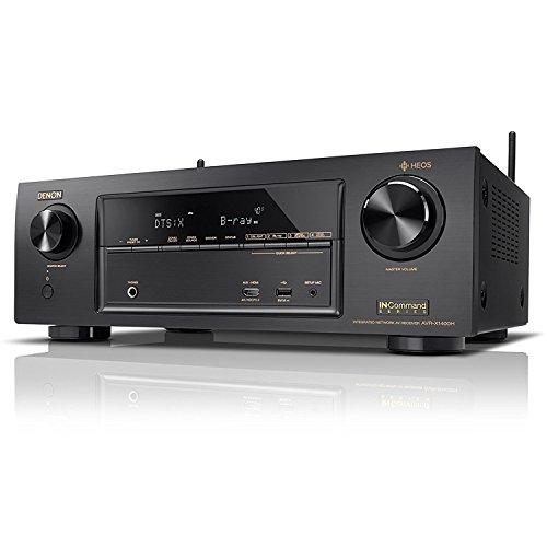 Denon Avr X1400h 7 2 Ch Audio Video In Command Receiver