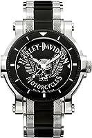 Harley-Davidson Men's Bulova Watch. 78A109