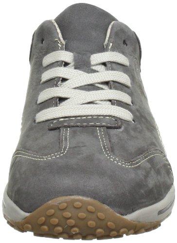 6638569 donna Gabor Grau Shoes Comfort Grigio stringate basse Scarpe Graphit qnUn167wR
