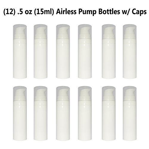 0.5 Ounce Pump Bottle - 4