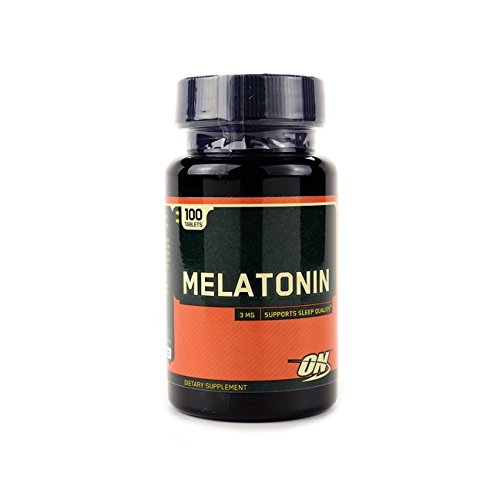 Optimum Nutrition Melatonin Tablets