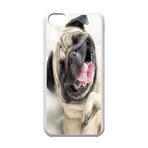 C-Y-F-CASE DIY Cute Dog Pattern Phone Case For phone Iphone 5C wangjiang maoyi