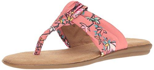 Flip Flop Aerosoles Coral Chlairvoyant Women Floral vqgAASEw4
