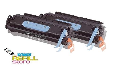 Toner Refill Store ™ 2 Pack Premium Compatible 106 Toner Cartridge for the Canon 106 MF-6530 (Canon Imageclass Mf6540 Toner)