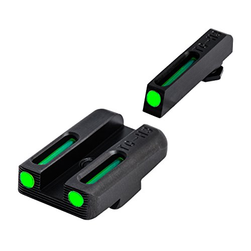 TRUGLO TFO Handgun Sight Set - Glock 42/43