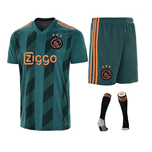 Abby Cd Custom Football Jersey Kits T-Shirt Club Team, Personalized 2019-2020(Home&Away) Soccer Jersey & Shorts & Socks Suit