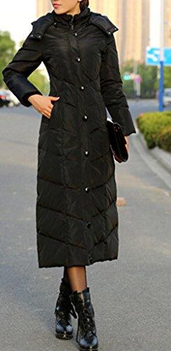 All Noir 5 Femme Manteau All 5 q7wST