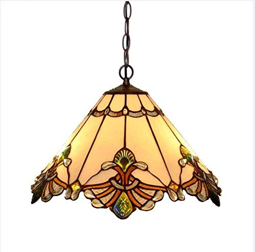 Stained Glass Hanging Lamp.Lighting Tiffany Style Stained Glass Pendant Light Antique