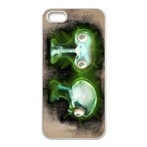 Little Deviants iPhone 4 4s Cell Phone Case White xlb2-090645