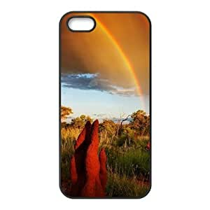 Beautiful grassland DIY Cover Case with Hard Shell Protection for iphone 6 4.7 Case