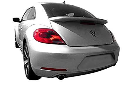 Factory Style Spoiler for the Volkswagen Beetle Painted in the Factory Paint Code of Your Choice #521 LO41