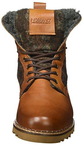 nobrand Herren Flindstone Klassische Stiefel Braun (Brown)