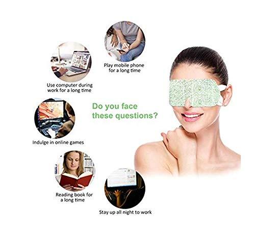 Amazon.com: Xinrangxin máscara de vapor para ojos, máscara ...