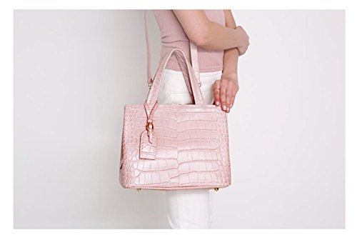 Bellina Wani Tote Shoulder Bag BB1218 (Pink) by Pristine&BB (Image #6)