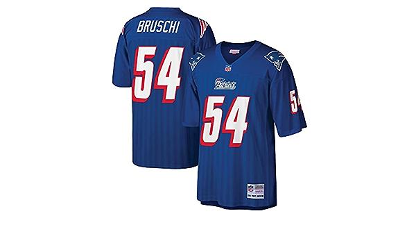 bruschi patriots jersey