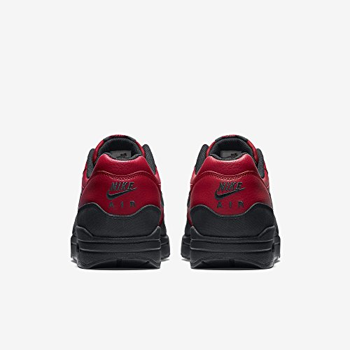 shopping online cheap online Nike AIR MAX 1 LTR PREMIUM mens fashion-sneakers 705282-600_14 - GYM RED/BLACK pictures cheap price clearance sale online qETDtF