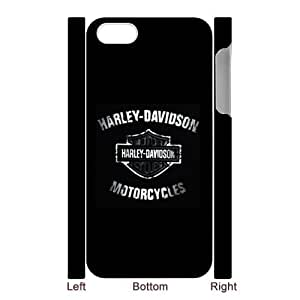 Custom Your Own Personalized Best Durable Harley Davidson Iphone 5 Case