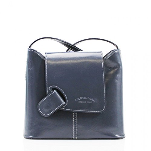Handbags Grey Italy Across Body Body LeahWard® Brand Cross Great Bags Genuine Leather vnPUxBwURq