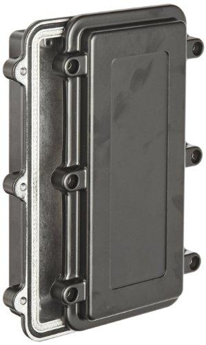 BUD Industries ANS-3805-B Aluminum NEMA Die Cast Box with...