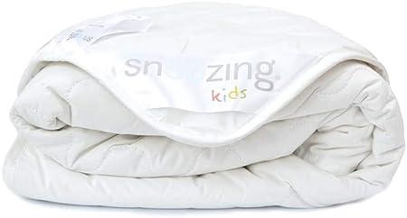 Blanc 120x150 cm Couette /ét/é Snoozing Kreta 100/% coton