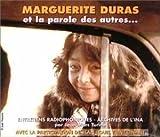 Et La Parole Des Autres by Marguerite Duras (1997-11-25)