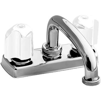 Kohler K 11935 U Cp Trend Laundry Tray Faucet Polished