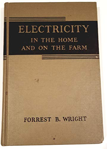 Electricity in the Home and on the Farm (Farm Cord Extension)