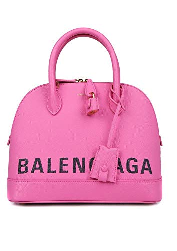 (Balenciaga Women's 5506450Otdm5560 Pink Leather)