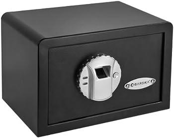 Barska AX11620 Mini Biometric Safe